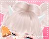 🔔 White Horns