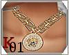 K:..::VERSACE::.Necklace