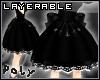 Charm Skirt [gothic]