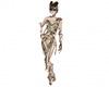 Halloween Mumie dress