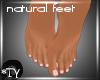 *TY Nat Bare Feet pknail