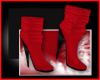 !QU ScArlet Winter boots