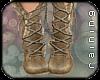 RA*Outdoor Boots - Tan