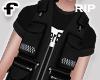 R. Tactical vest BL F