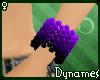 *Dy} Purple Kandi * L