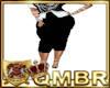 QMBR Black Capris