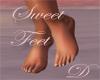 *D* Sweet Feet