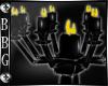 BBG* Dark nights candle