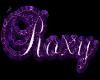 Roxy Name in Neon