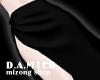 D&m Black dress