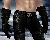 Black Ninja Gloves