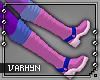 -V- Flat Boots +  Warmer