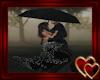 Couple Umbrella Pose