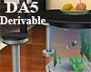 (A) Aquarium Party Table
