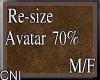 Re-Size Aatar 70%