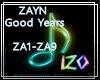 ZAYN - Good Years