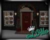 .L. Christmas Home Scene