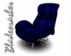 [BW]Blue Relax chair