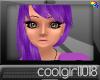 *TL* Purple Carrie