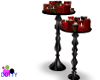 BlackRose Candlestands