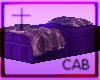 Small Purple Bed P/C