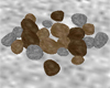 Beach Pebbles Resizable