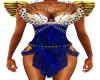 Blue VN19 Cupid Suit