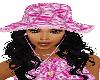 Pink Cash Hat