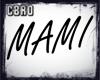 f Mami Headsign