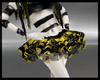 B yellow cyb' skirt