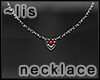 Necklace: Dr.Sh.II blood