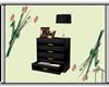 Gold'n Black Sm Dresser