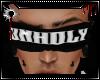|J| UNHOLY Blindfold