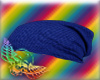 layerable beanie blue