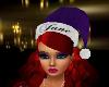 Jane Christmas Hat