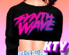 Synthwave - Crop Top
