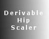 SL Derivable Hip Scaler