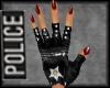 Arrested Police Gloves