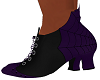 Web Ankle Boots