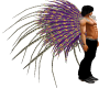 Mardi Gras Feathers