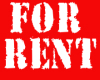 N.I.R ForRent Sign