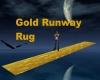 Gold Runway Rug