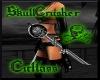 **SkullCrusher Cutlass**