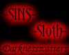 -SINS- Sloth Portrait