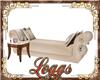 Elegant Lovers Chaise