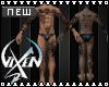 {Vix}Custom Shocky Tat