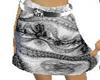 Black n' White Skirt