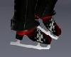 N*R* Black/Red IceSkates