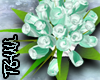 [TGUU] Teal Roses