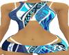(TS) Blue Purp Coogi XXL